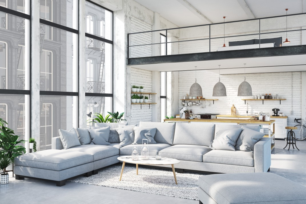 Hidden costs and property value bonuses of NYC loft apartments