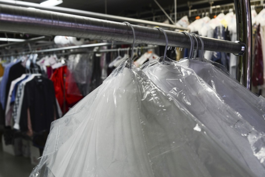Living near dry cleaners could pose a threat to public