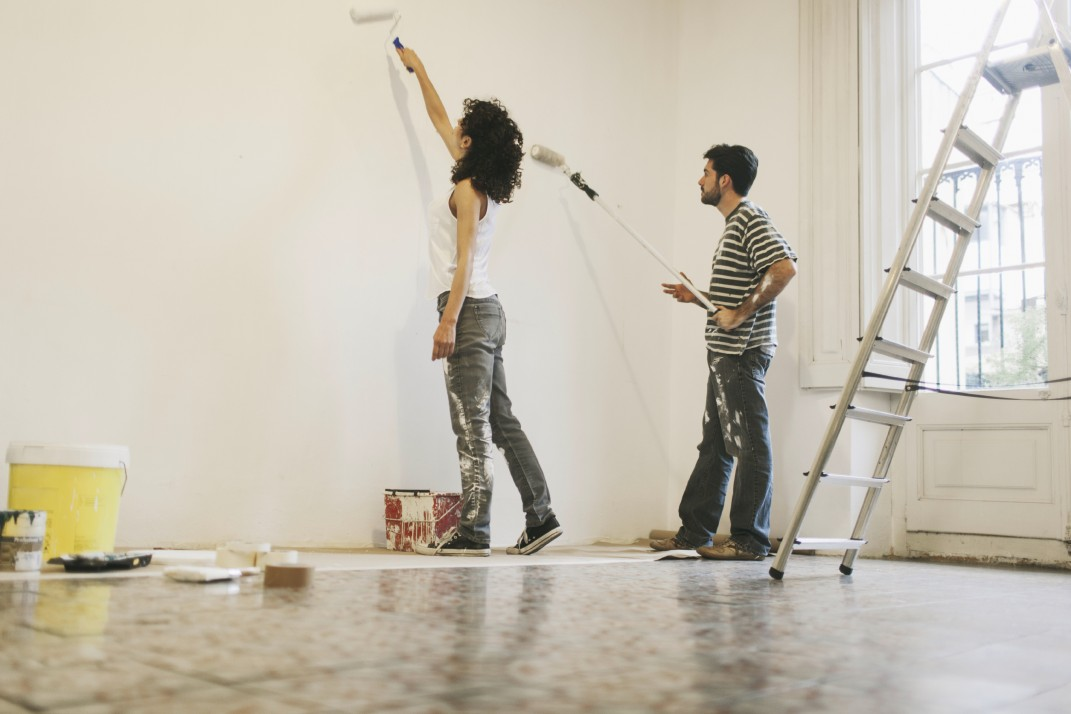 Everything You Need To Know About Painting Your NYC Rental Best 5 Bedroom Apartment Nyc Painting
