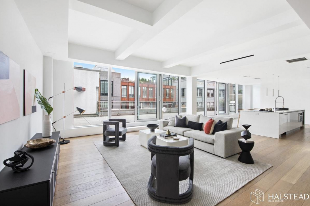 A Dumbo Condo In A Converted Factory With Views Of Manhattan For 4 795 000