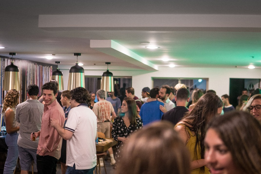 I Went To The Opening Of A Co Living Space In Williamsburg And Felt U0027hella  Oldu0027