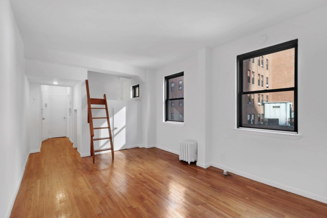 Would You Rent This Murray Hill Studio With A Windowed Sleeping Loft For 2 700