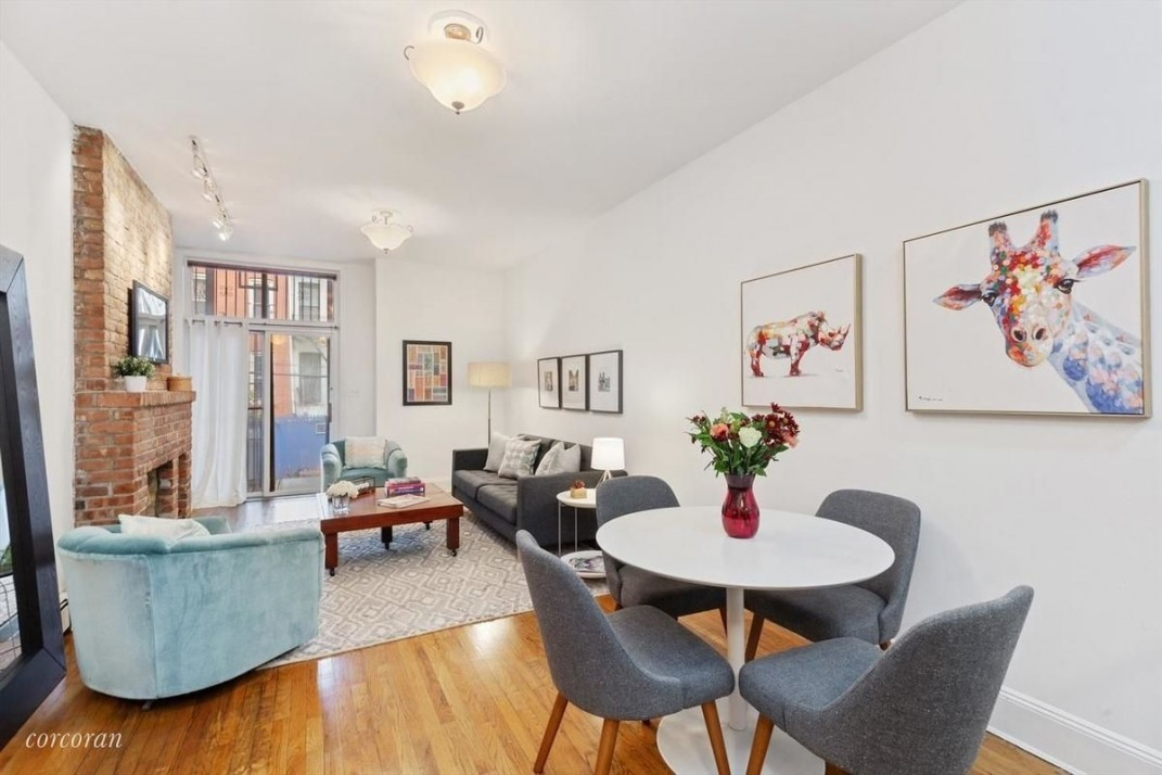 A Boerum Hill Duplex With Private Outdoor Space For 850 000