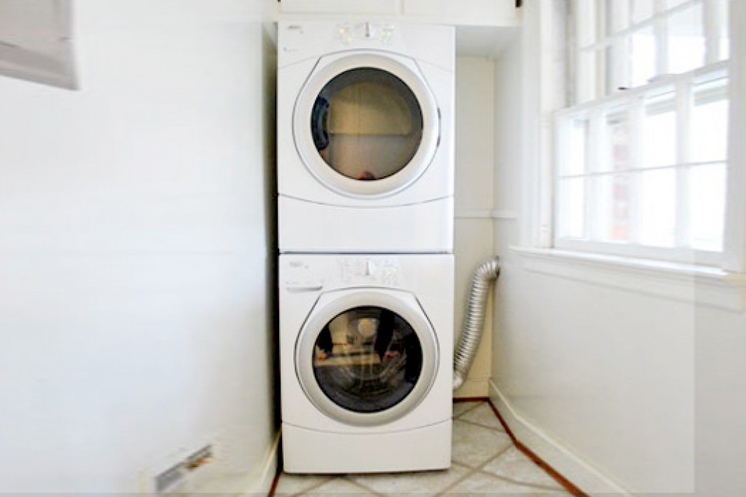 NYC Renovation Qs: I'd like to install a washer-dryer that ...