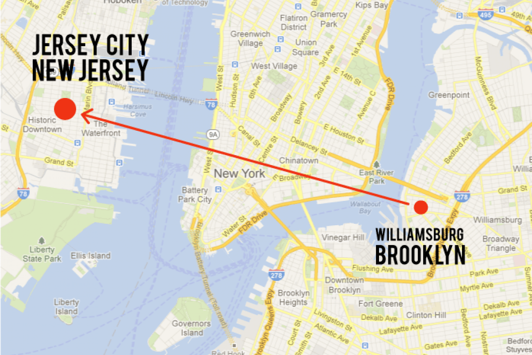 Picture of: Williamsburg To Jersey City From One Perceived Stereotype To Another