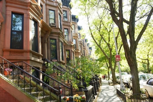 Tips for buying a townhouse, brownstone or rowhouse