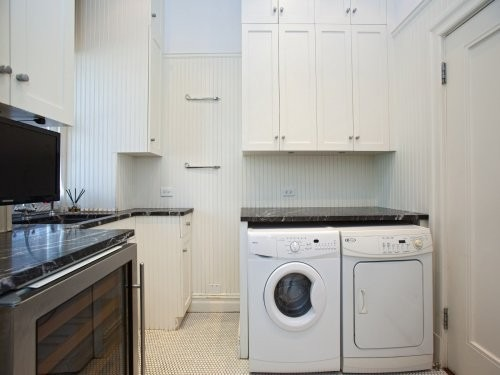 In-apartment laundry rooms that make doing the wash a ...
