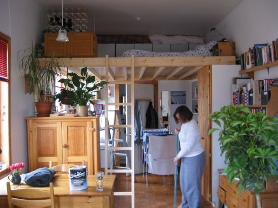 How To Build Your Own Loft Bed The Unaffordable Affordable Housing