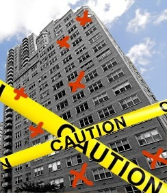 The 7 worst places to live in a building