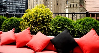 Cost of outdoor space NYC