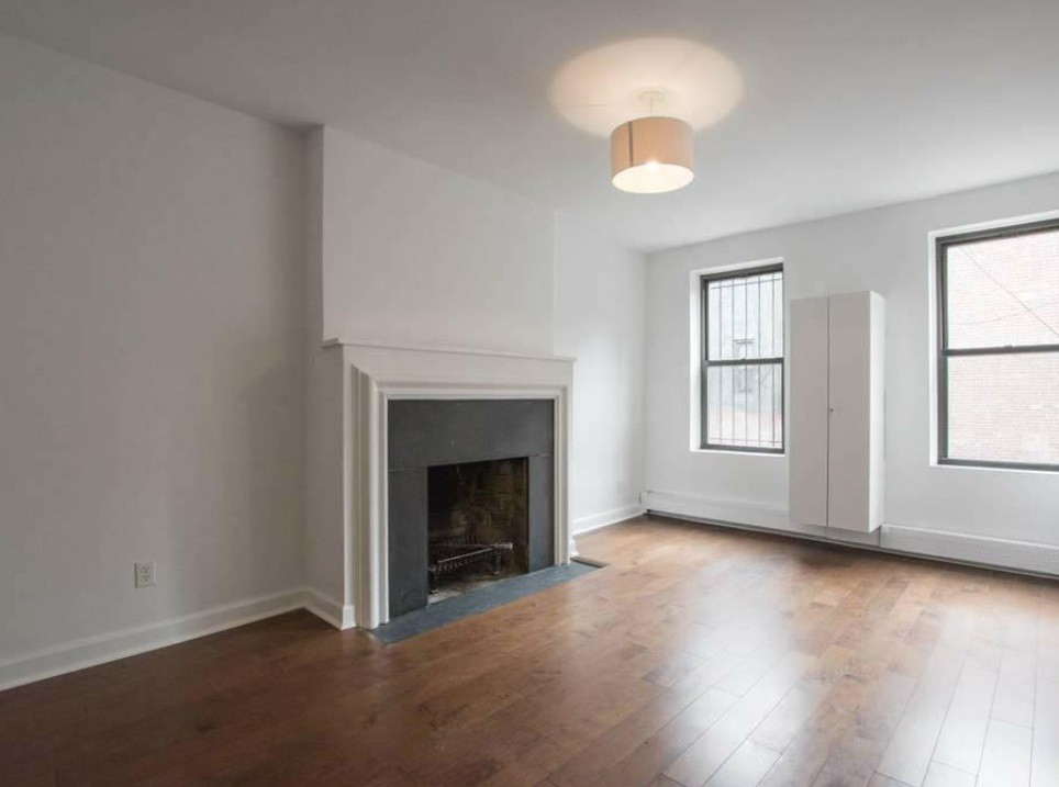 NYC apartment rentals with fireplaces for under $5,000