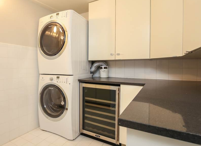 Six homes with private laundry rooms that keep clothes fresh ...