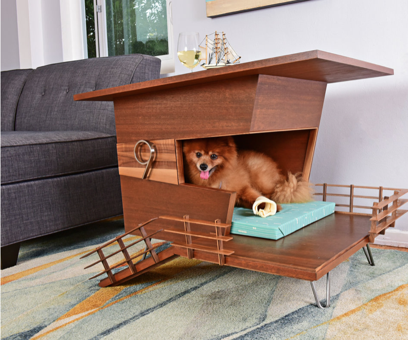 Stylish Pet Beds That Will Look Good In Your New York City