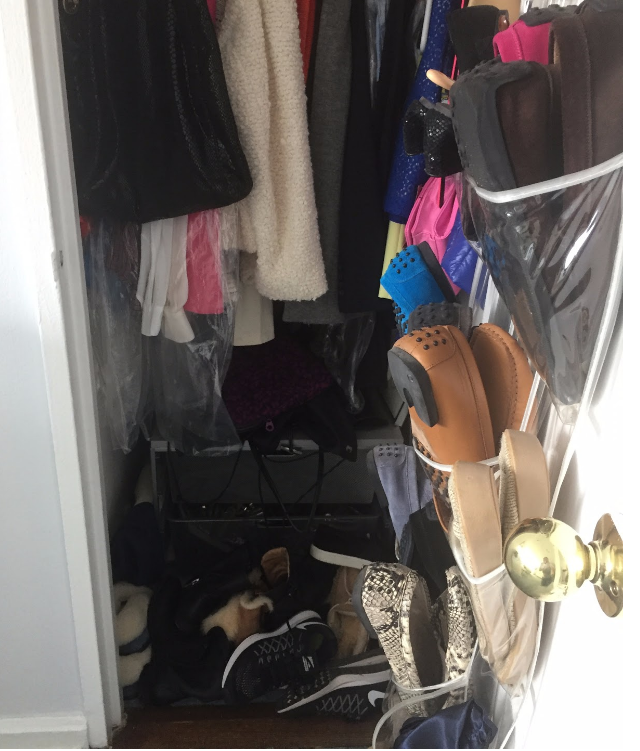 My Tiny Closet Needed A Makeover ASAP. It Was Time To Put All Of That  Knowledge Iu0027d Honed About How To Make The Most Of A Small Closet To Good  Use Again.