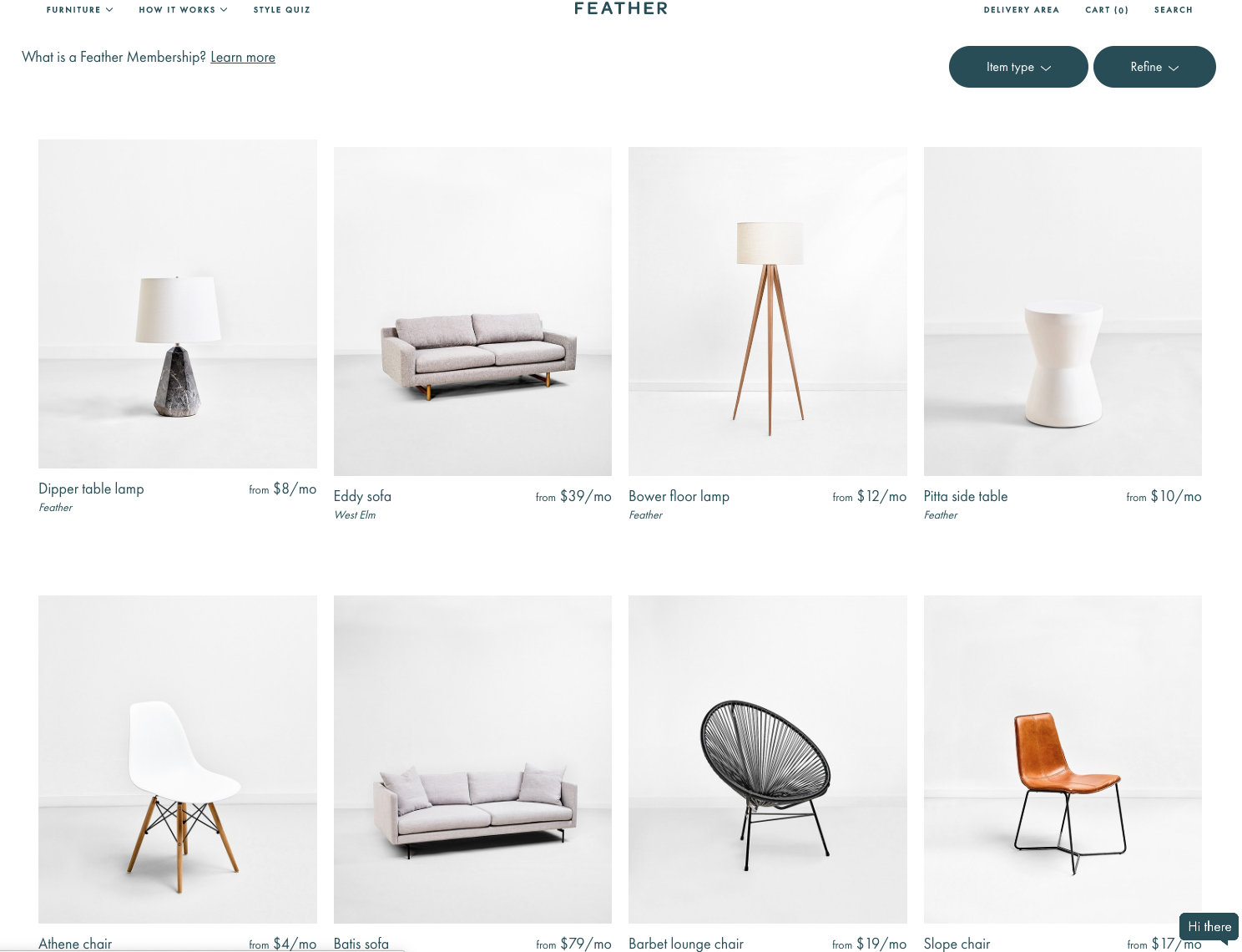 Hunting For Stylish Furniture Rentals In Nyc Here S Where To Shop