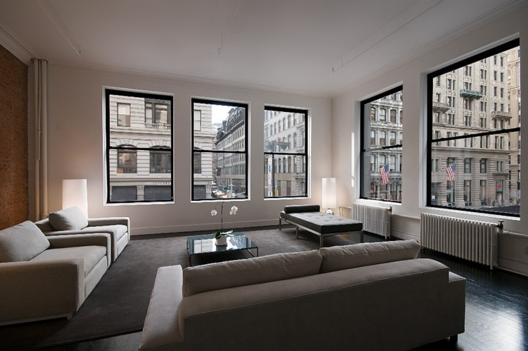 How much does it cost to combine two Tribeca condos into a ...