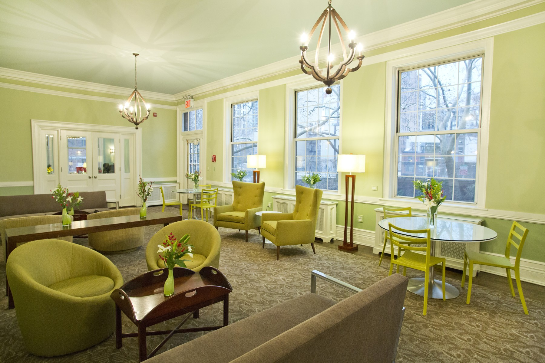 Rooms: Go Inside The Webster Apartments, One Of The City's Few