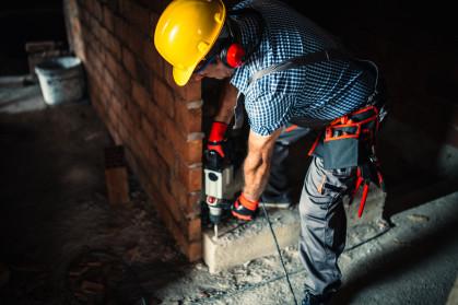 drilling construction