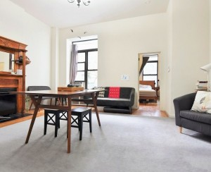 This Uws One Bedroom Has High Ceilings Relatively Low And Storage E Galore
